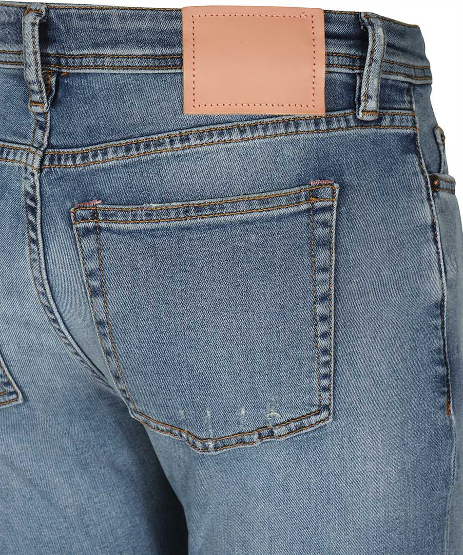 Acne Climb Blue Patched Up Jeans 3