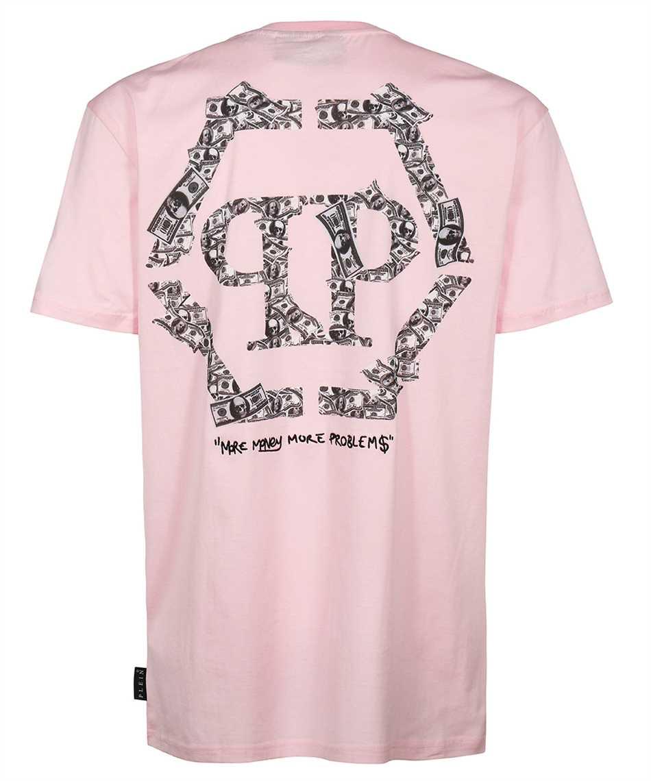 Philippe Plein FAAC MTK5237 PJY002N MONEY T-Shirt 2