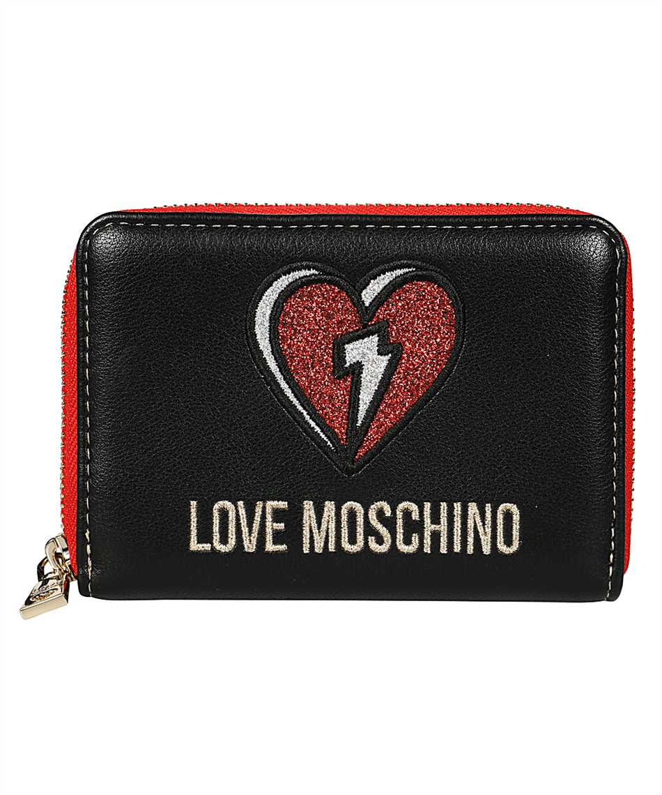 LOVE MOSCHINO JC5638PP0BKJ Wallet 1