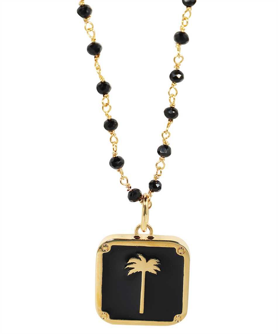 Palm Angels PMOB019F21MET001 PALM MEDAL Halskette 3