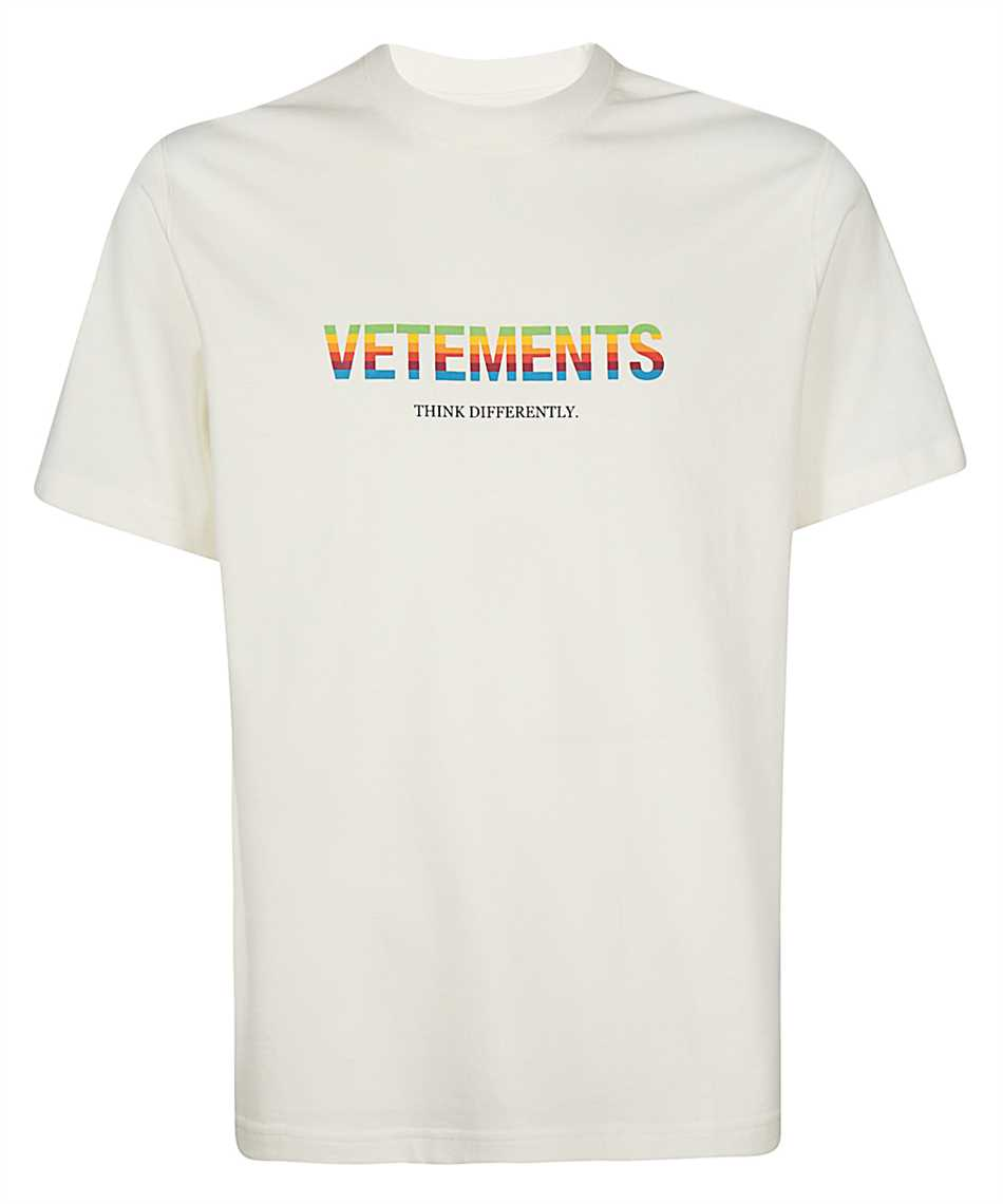 Vetements UE51TR620W THINK DIFFERENTLY T-shirt 1