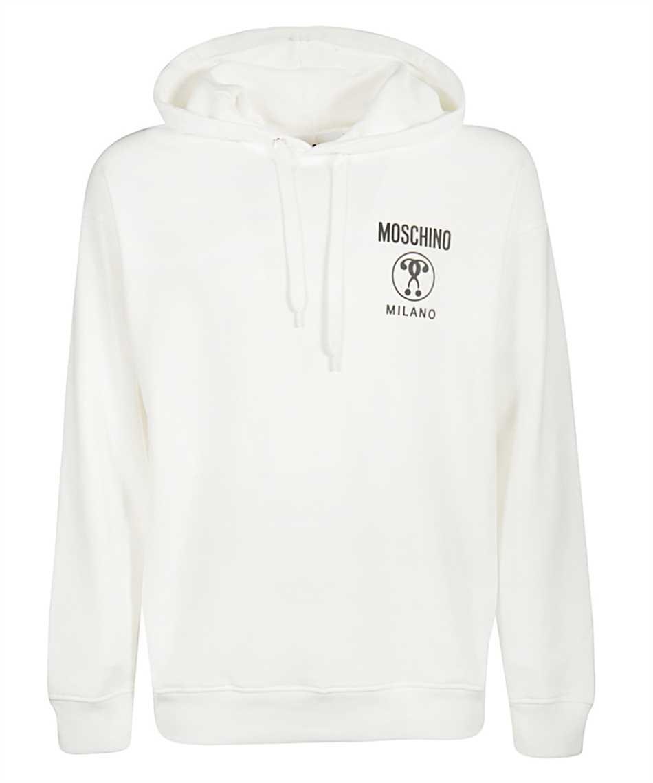 selezione migliore d0487 42e4a Moschino 1706 5227 Sweatshirts White