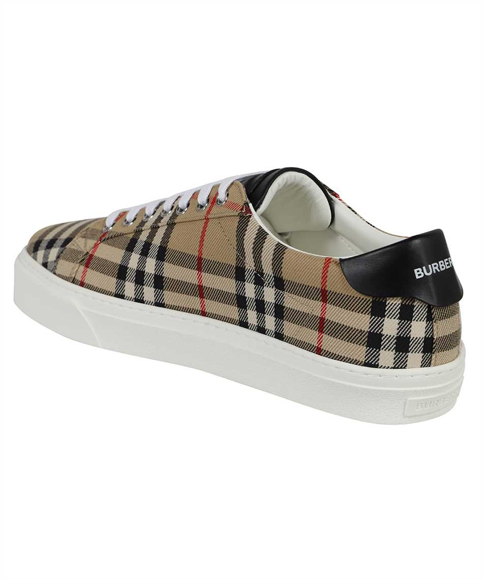 Burberry 8038185 BIO-BASED SOLE VINTAGE CHECK Sneakers 3