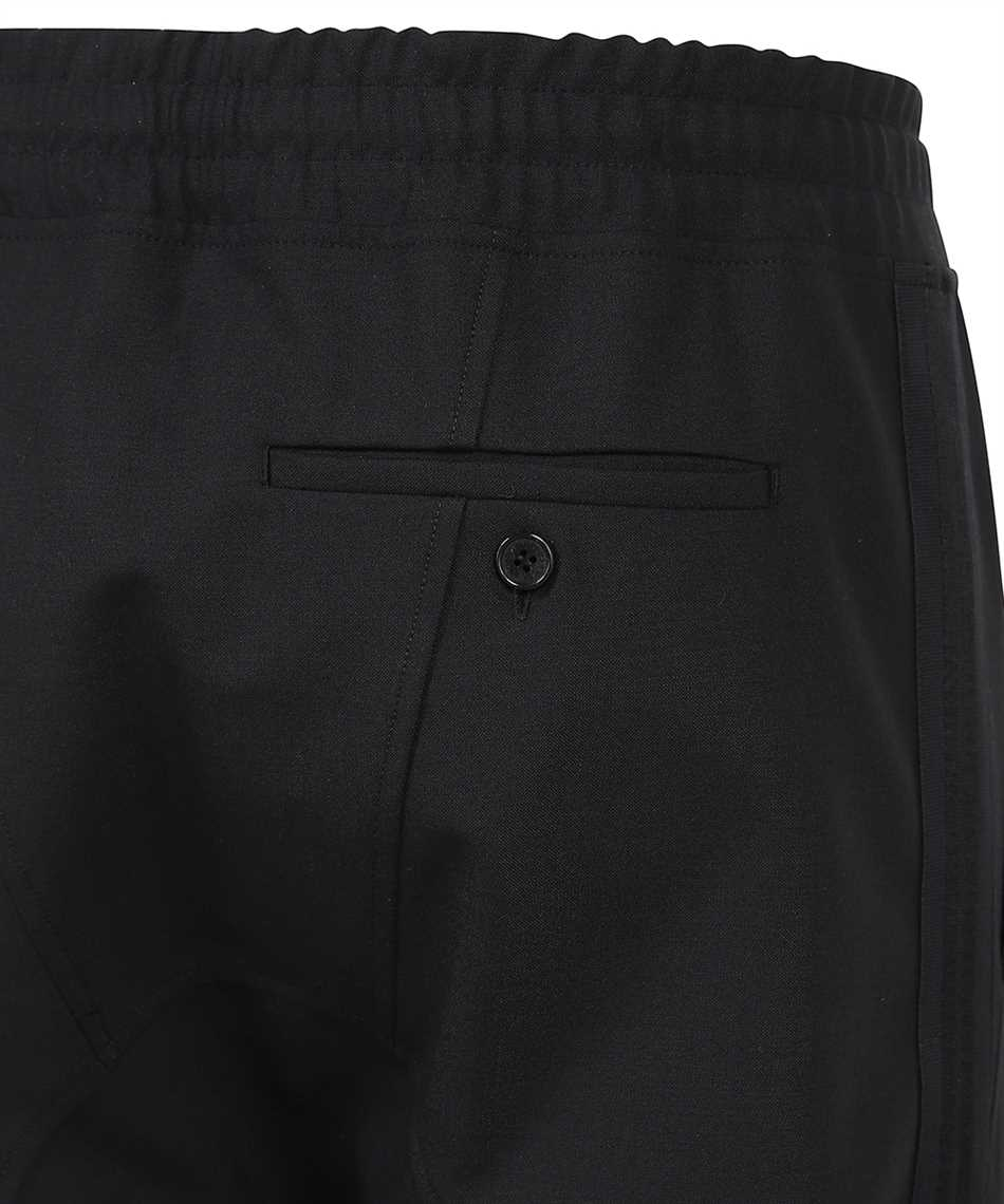 Neil Barrett BPA83XAH R000 SLOUCH LOW RISE SIDE TAPE Trousers 3
