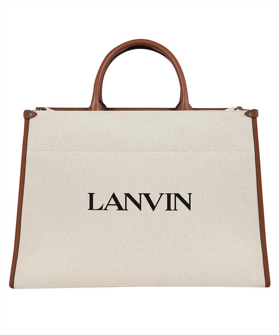 Lanvin LW BGTC00 CALA A21 PRINTED CANVAS IN&OUT Borsa 2