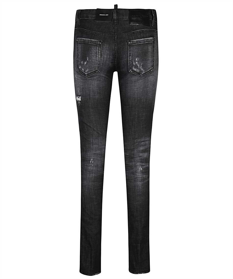 Dsquared2 S75LB0432 S30357 BLACK 2 WASH JENNIFER Jeans 2