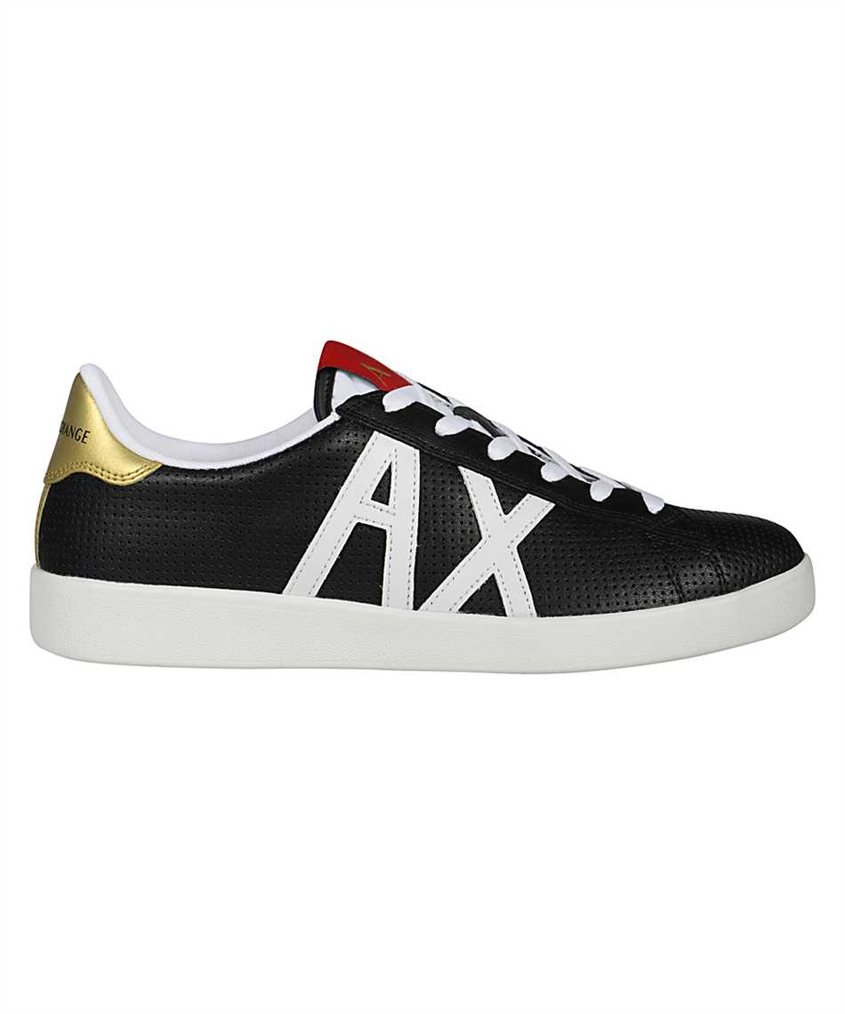 Armani Exchange XUX016 XCC60 LEATHER Sneakers 1