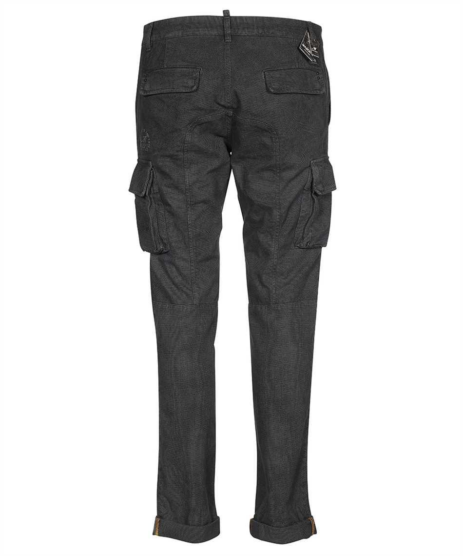 Mason's 2PN2A2143B CE49S33 CHILE1 Trousers 2