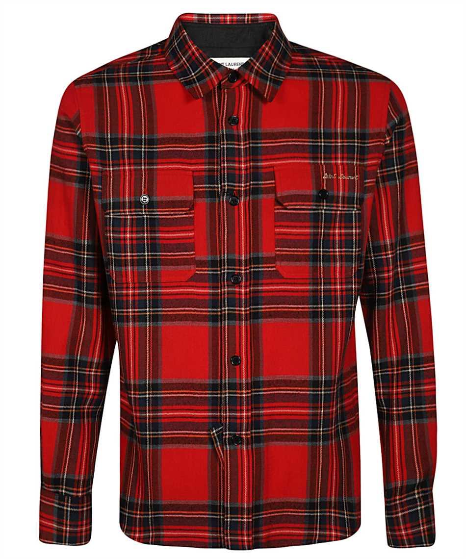 Saint Laurent 636581 Y2B37 Shirt 1