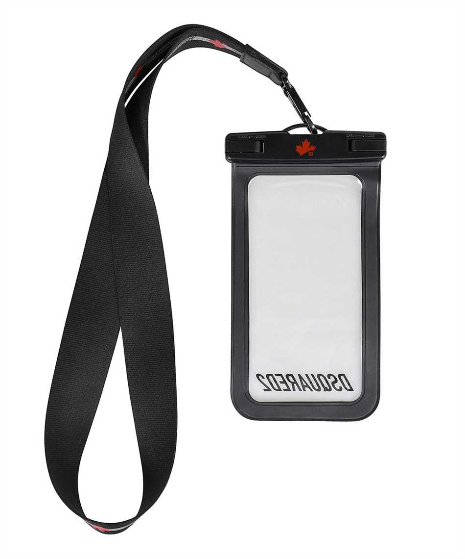 Dsquared2 ITM0112 35802736 LEAF TAPE WATERPROOF PVC iPhone cover 2