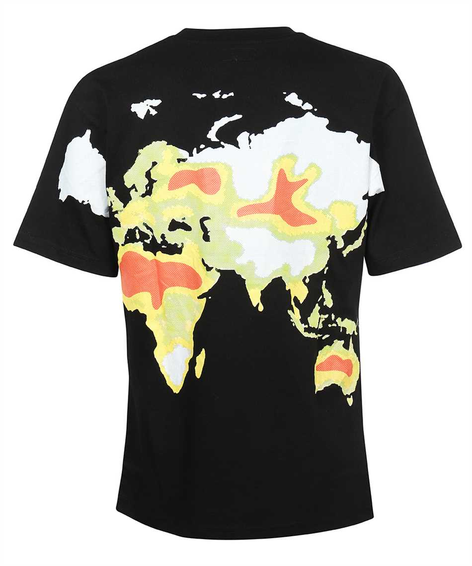 Chinatown Market 1990442 GLOBAL CITIZEN HALFTONE T-Shirt 2