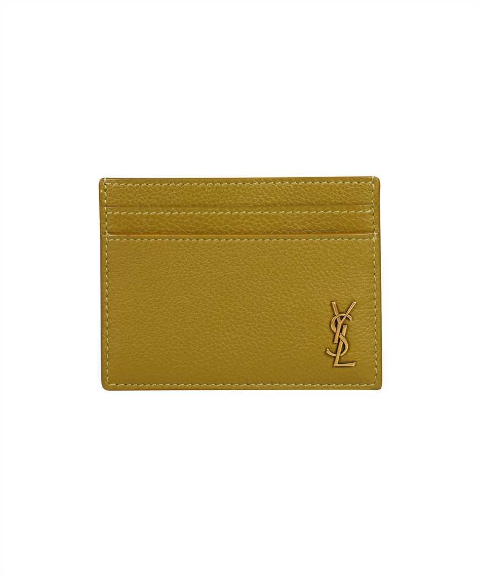 Saint Laurent 635262 15B0W TINY MONOGRAM Card holder 1