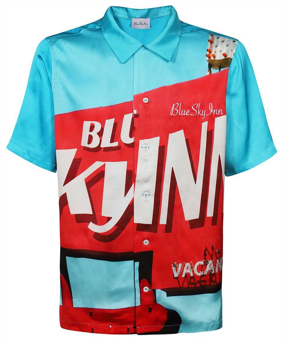 Blu sky inn BS2101SH006 SIGN Shirt 1