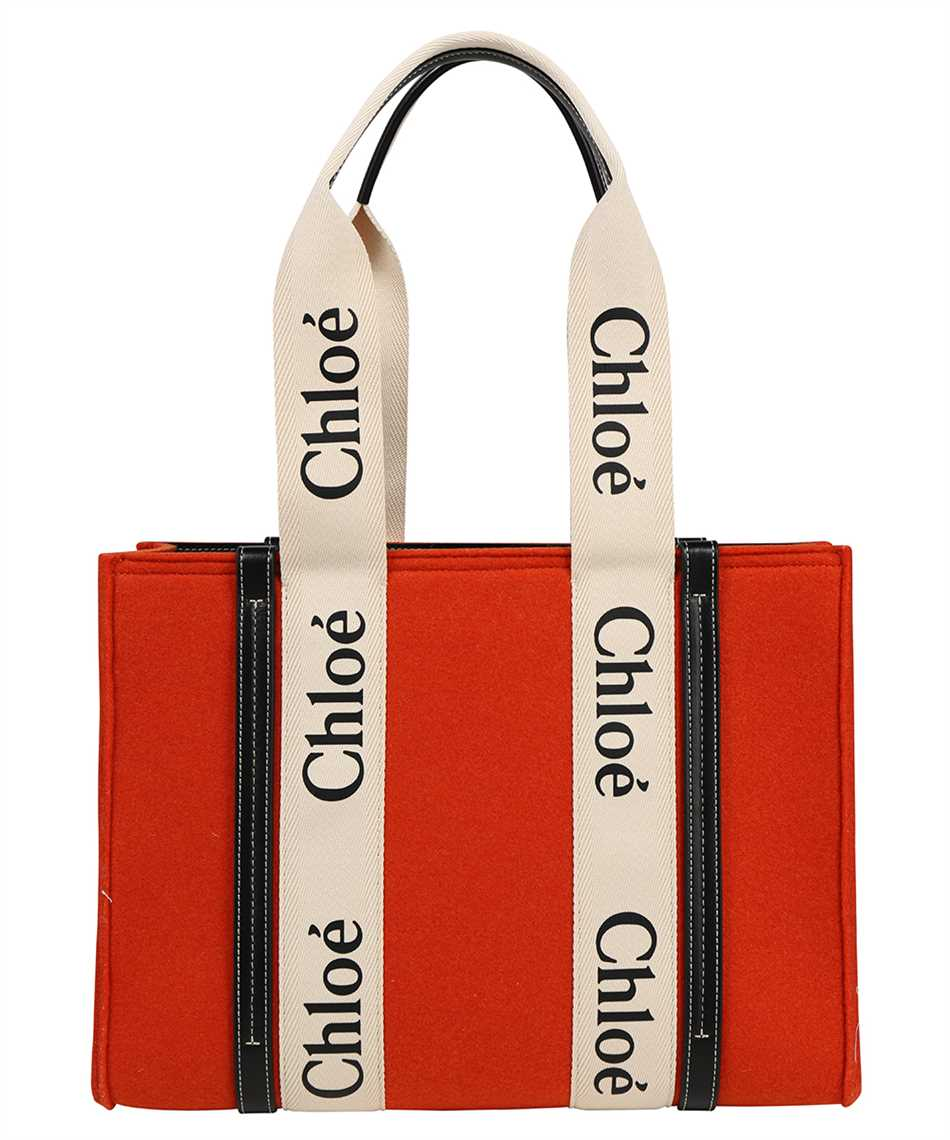 Chloé CHC21WS383F37 WOODY Tasche 2