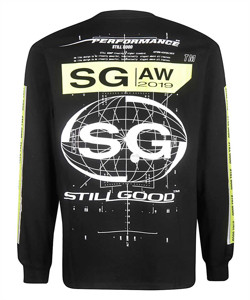 Still Good CONCEPT LS TEE T-shirt 2