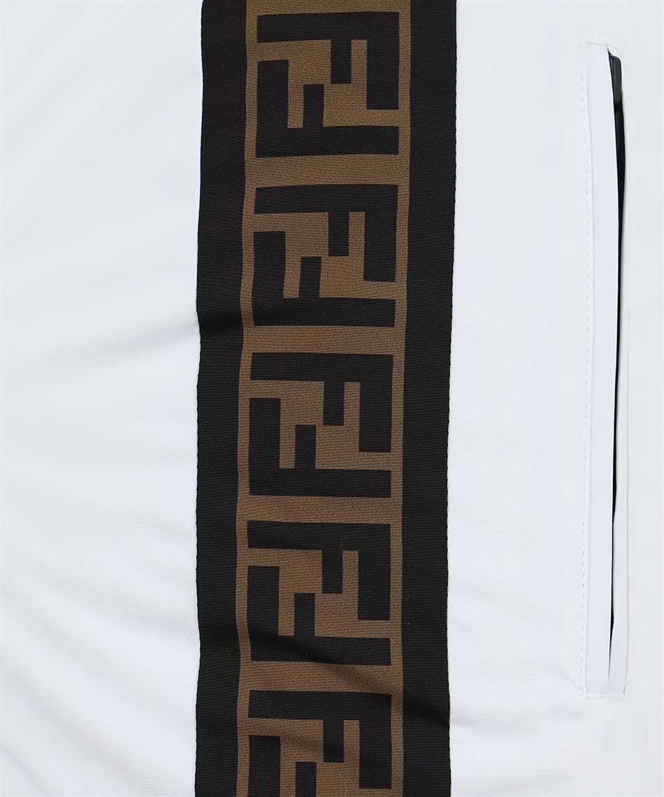 Fendi FAB183 A8X1 SKI Pantalone 3
