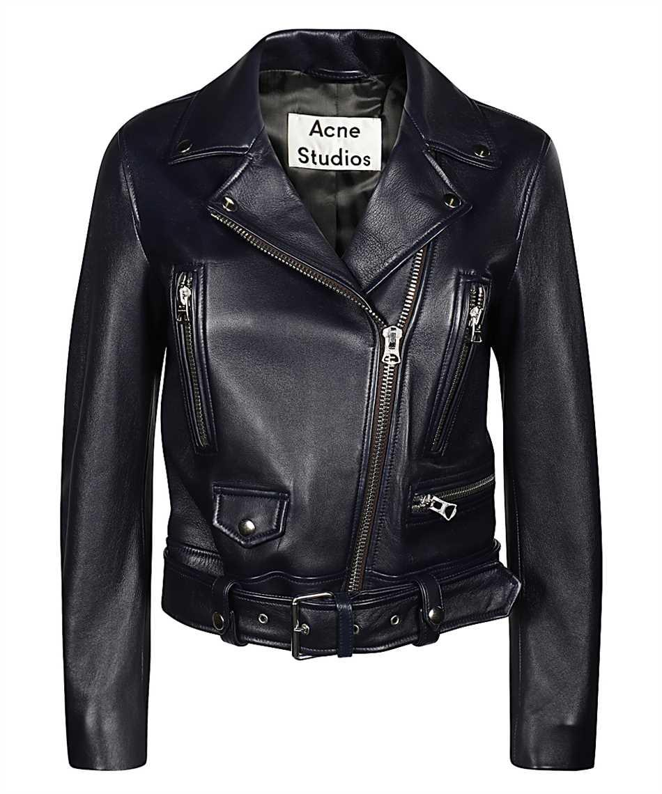 Acne FN-WN-LEAT000088 BIKER Jacke 1