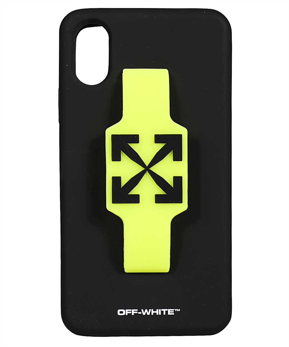 Off-White OMPA013R20294020 FINGER GRIP iPhone XS cover 1