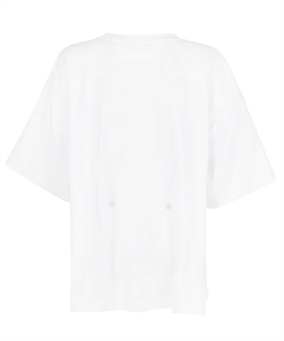 Off-White OWAA096F21JER001 OFF STAMP SNAP REGULAR T-shirt 2