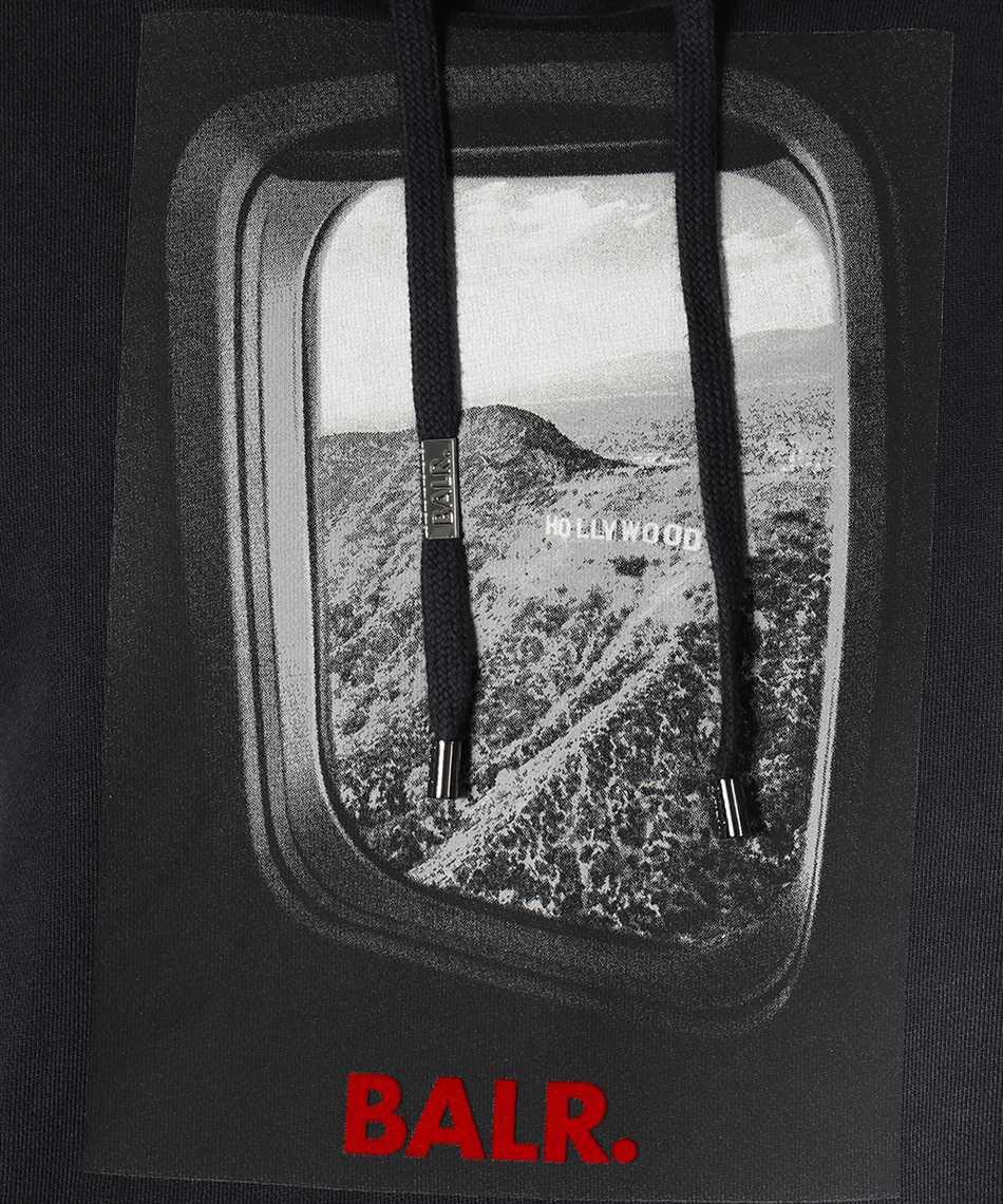 Balr. Plane Window Straight Hoodie Hoodie 3