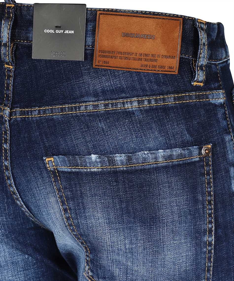 Dsquared2 S71LB0786 S30342 COOL GUY Jeans 3