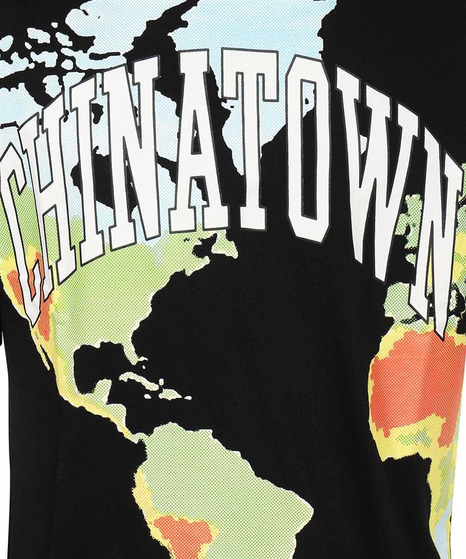 Chinatown Market 1990442 GLOBAL CITIZEN HALFTONE T-Shirt 3
