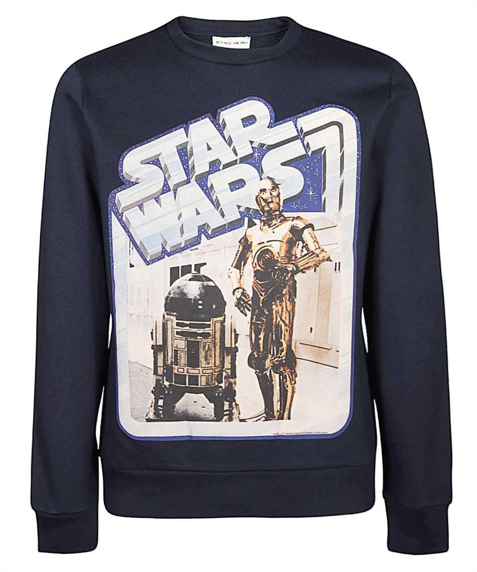 Etro 1Y441 9056 STAR WARS Sweatshirt 1