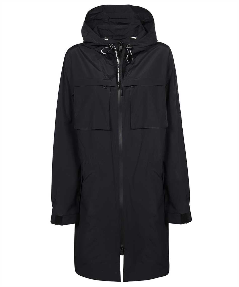 Karl Lagerfeld 215W1580 KARL FUTURE LIGHTWEIGHT HOODED Cappotto 1