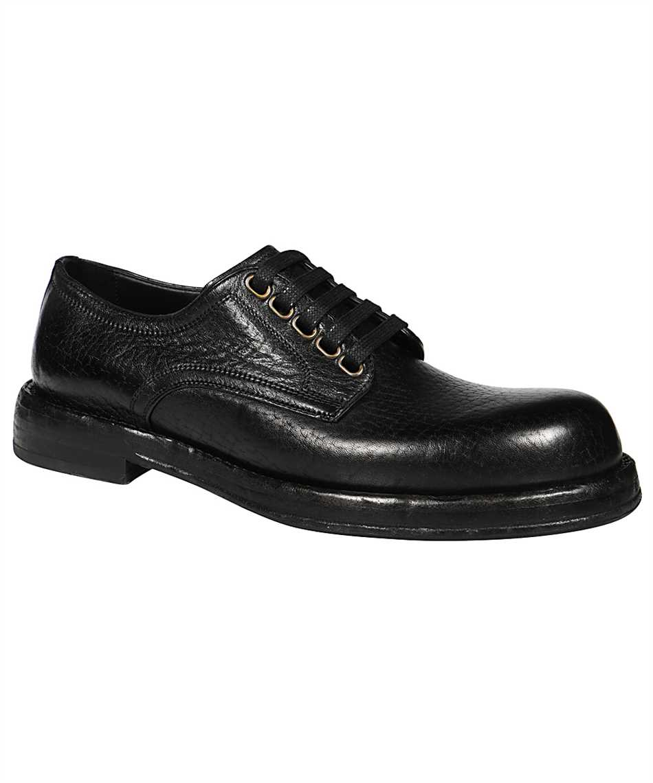 Dolce & Gabbana A10638 AW352 HORSEHIDE DERBY Shoes 2