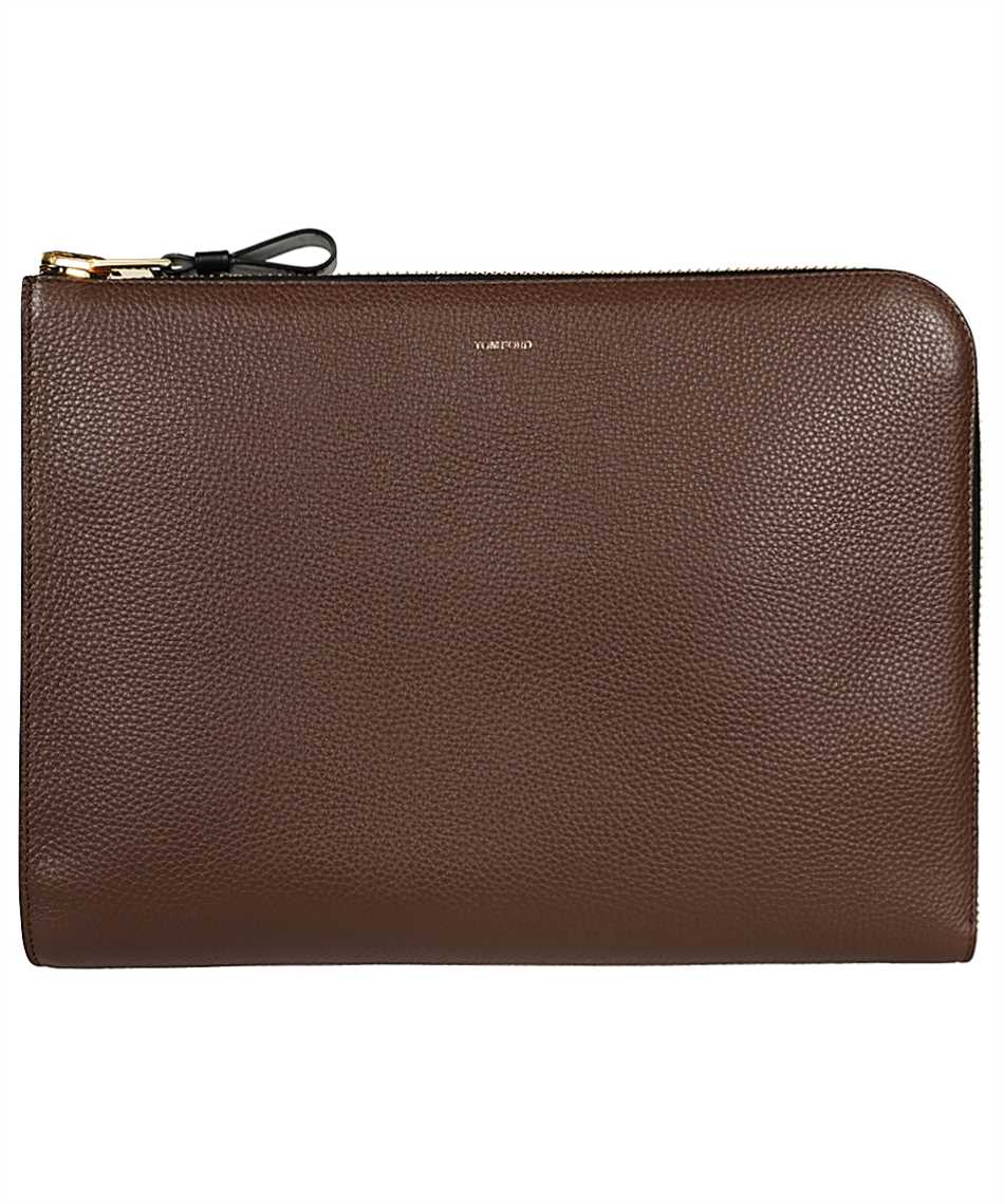 Tom Ford H0355T LCL037 BUCKLEY ZIP Document case 1