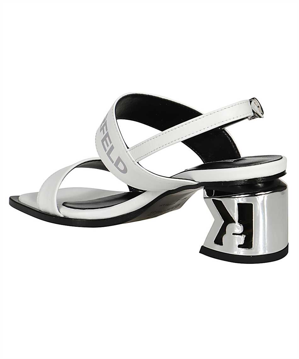 Karl Lagerfeld KL30610 K-BLOK 2-STRAP Sandals 3