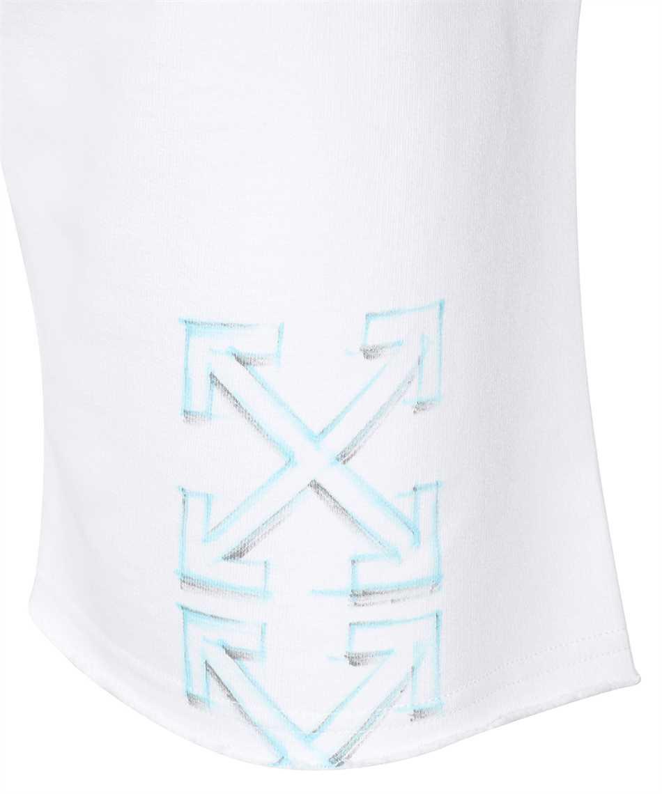 Off-White OMCI006F21FLE007 MARKER Shorts 3