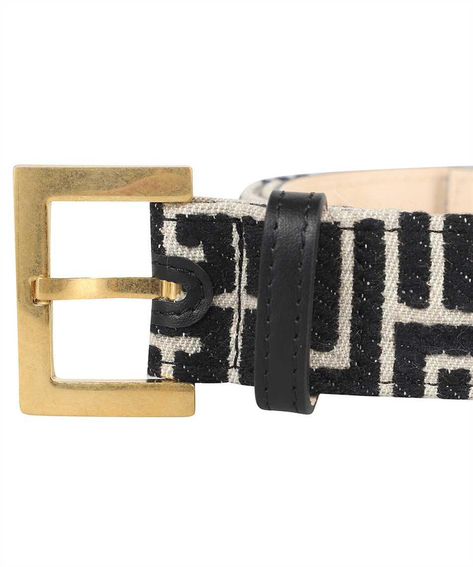 Balmain VN0WA038TJPX B-CLASSIC Cintura 3