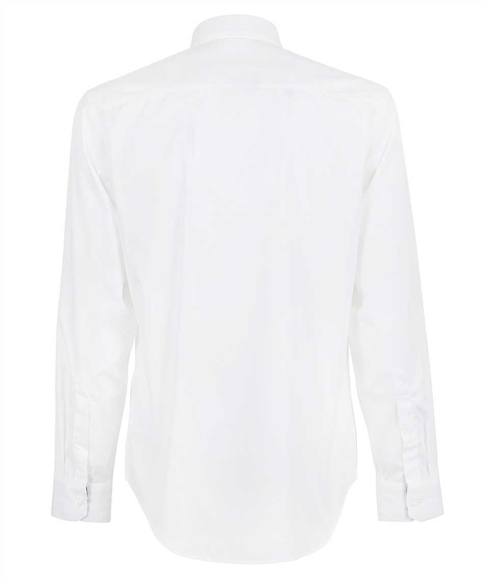 Versace 1000861 1A00623 GRECA ACCENT COTTON POPLIN Camicia 2