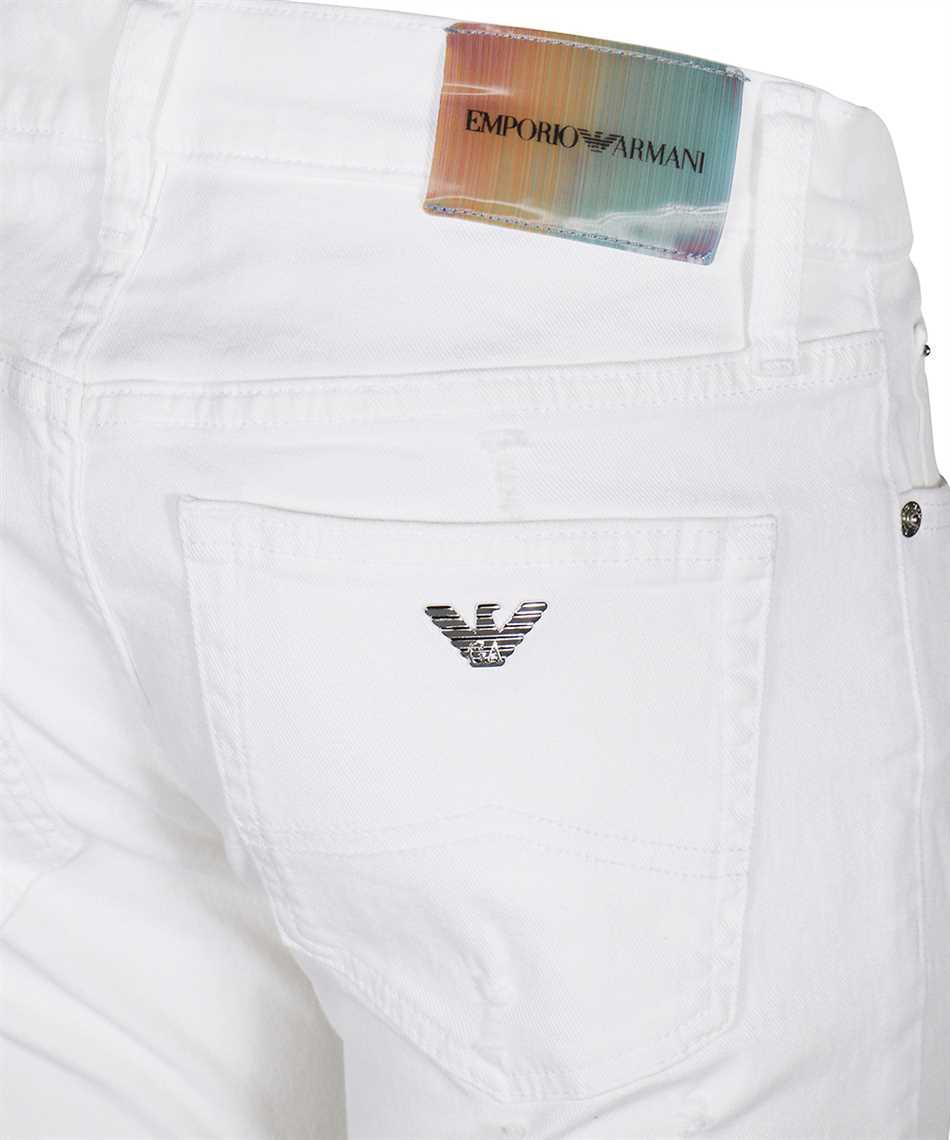 Emporio Armani 3H2J36 2N3RZ STRAIGHT Pantalone 3