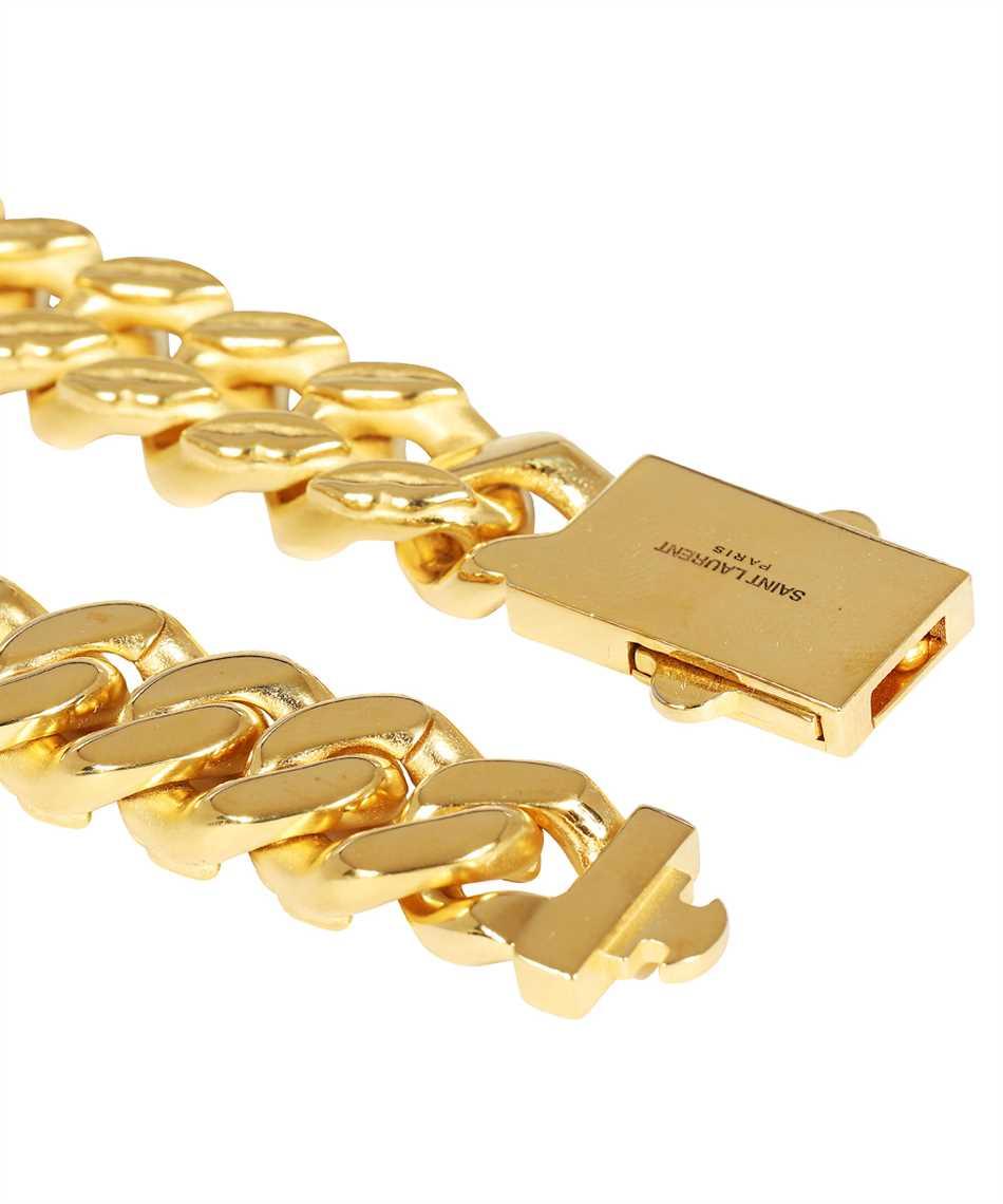 Saint Laurent 653346 Y1500 LIP LINKS CHAIN Halskette 3
