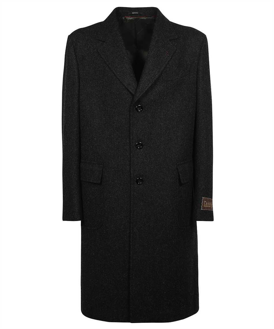 Gucci 661218 ZAE2G MELANGE WOOL Cappotto 1
