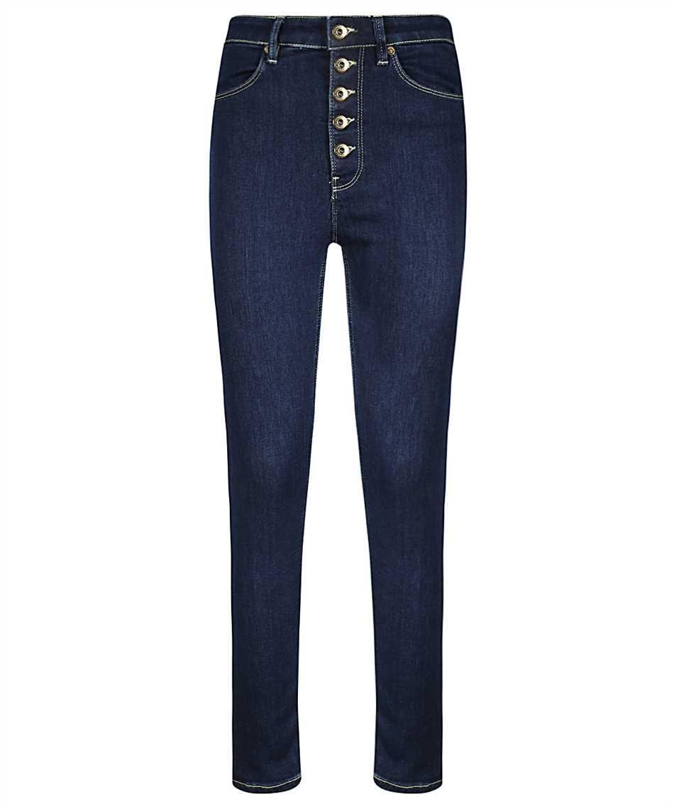 Don Dup DP496B DS0286D EC0 HIGHWAY SUPER SKINNY Jeans 1