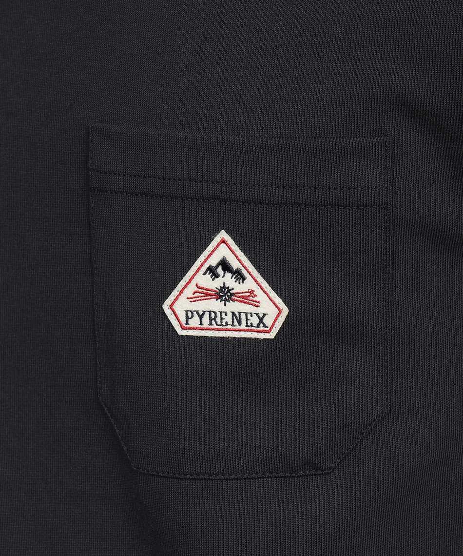 PYRENEX HMP025 LUSTOU T-shirt 3