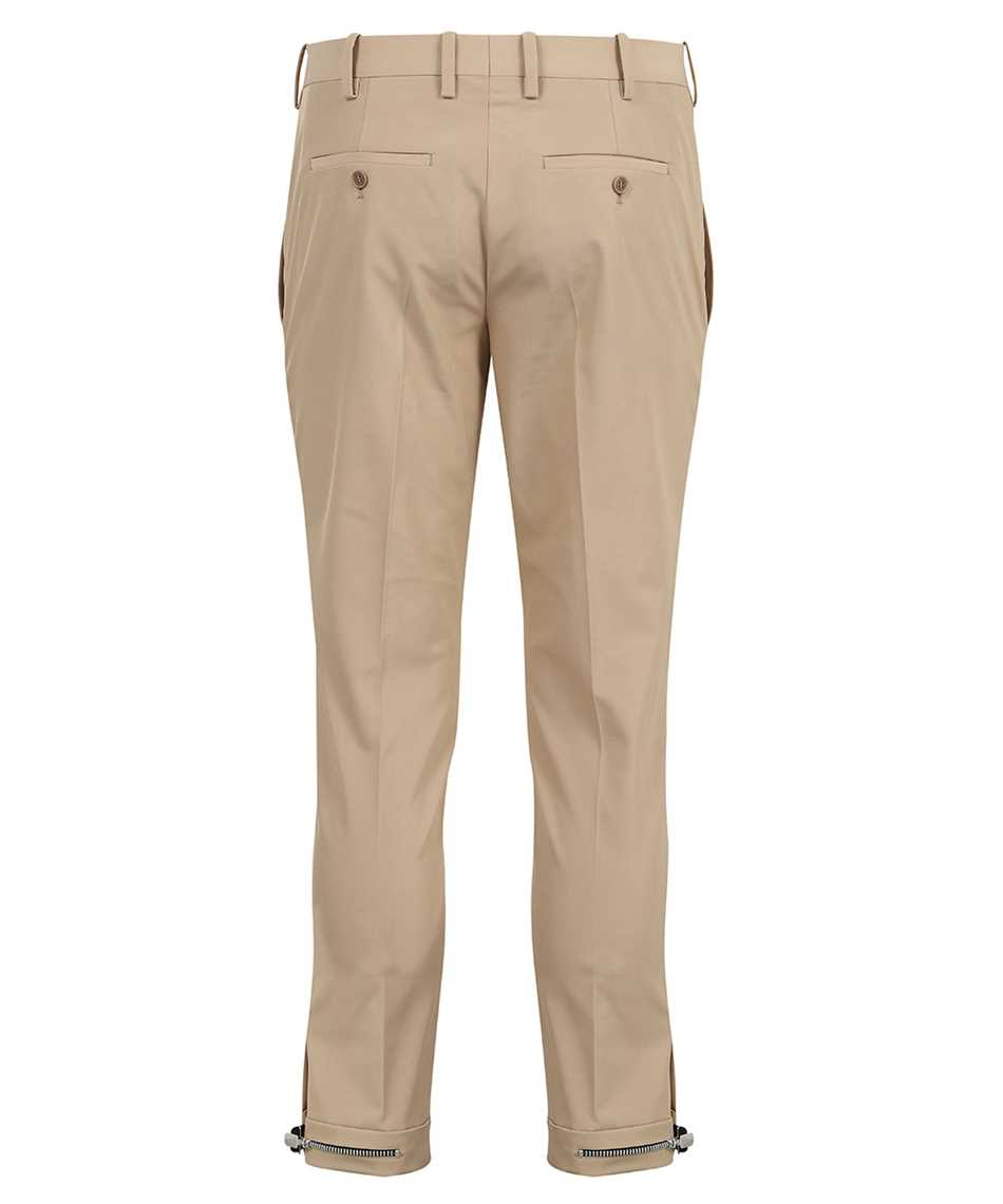 Neil Barrett PBPA488 Q012 TRAVEL SLIM REGULAR RISE Trousers 2