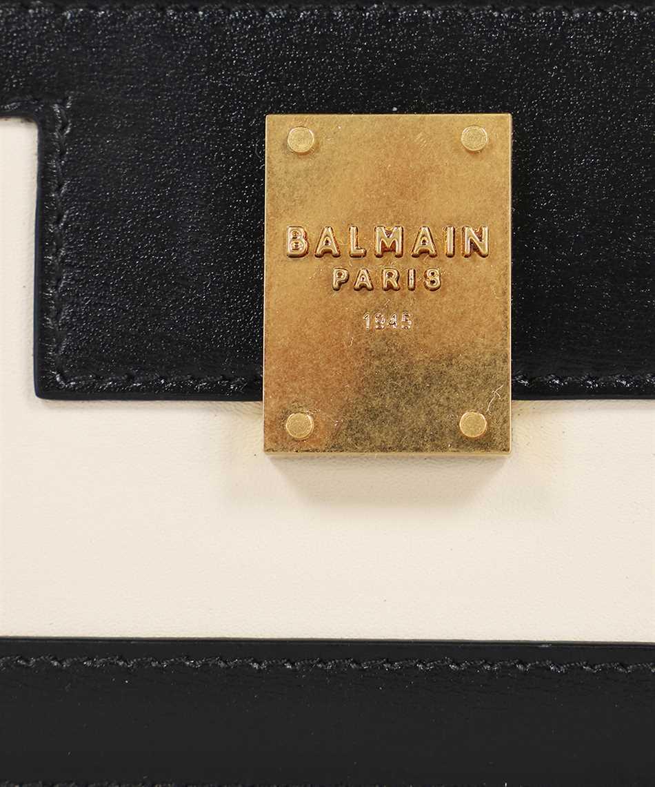 Balmain WN1LA127LMSX LEATHER PANELS 1945 Kartenetui 3