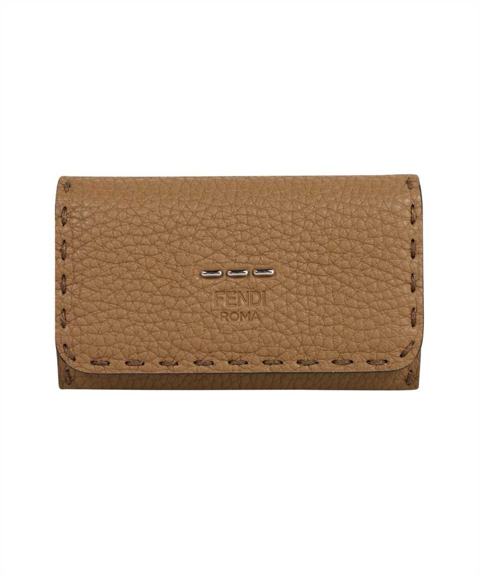 Fendi 7AP011 ADYX ROMANO LEATHER Key holder 1