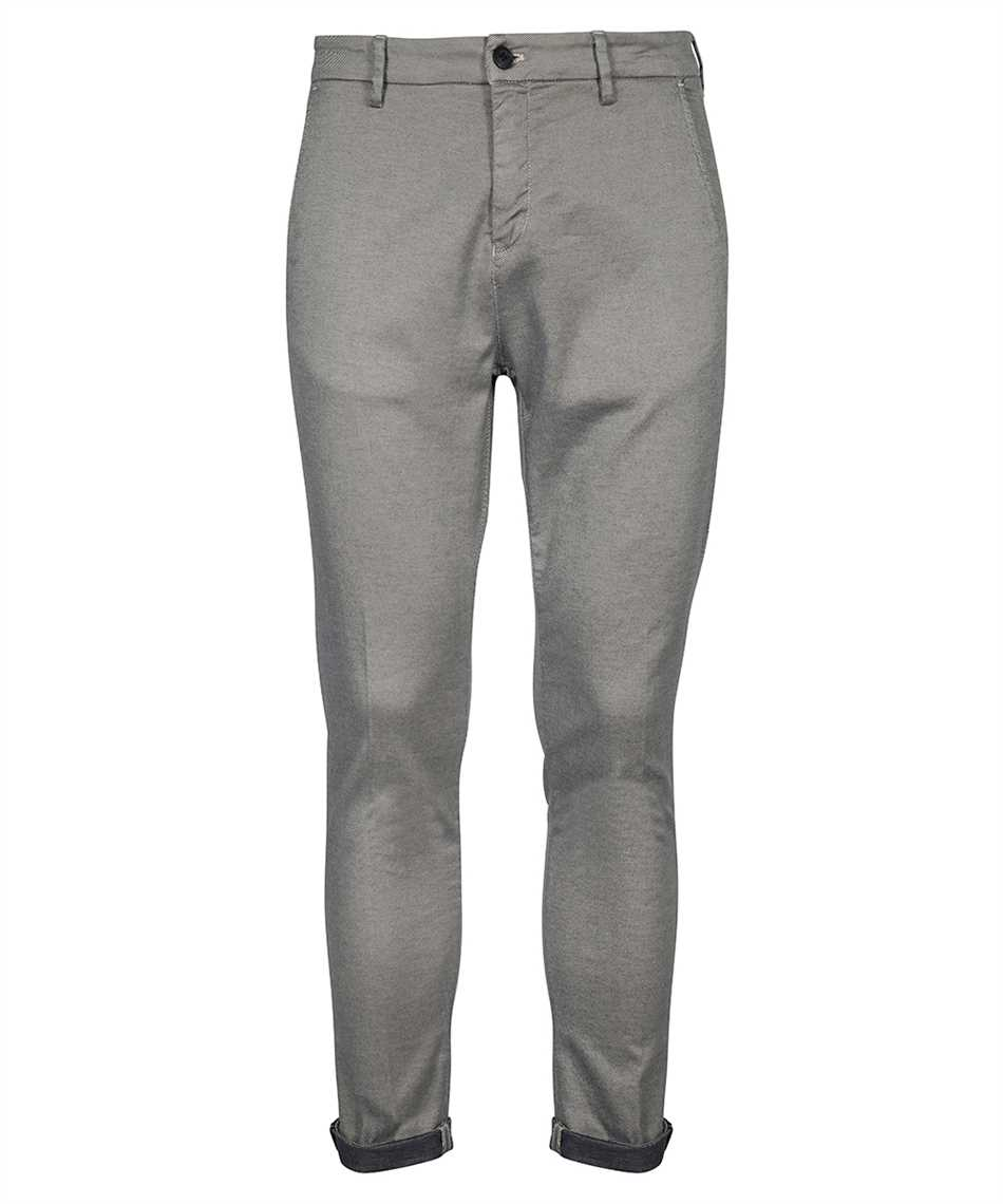 Mason's 9PN2C7353 MBE094 CARROT FIT Trousers 1