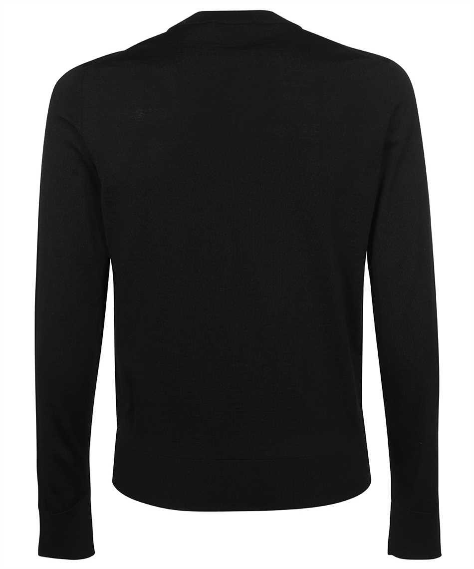 Dolce & Gabbana GX526Z JBVF8 ROUND-NECK Knit 2