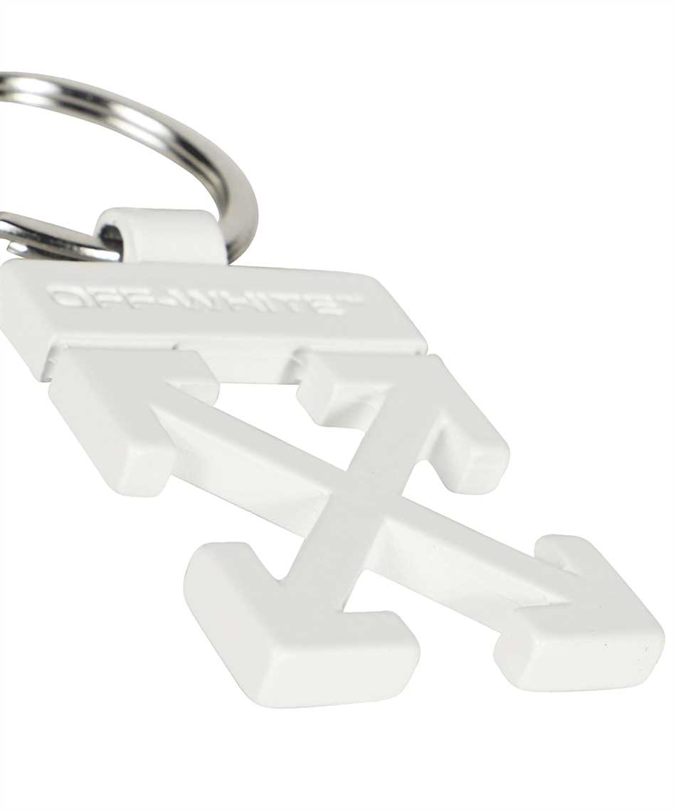 Off-White OMZG021R20253001 ARROW Schlüsselring 3