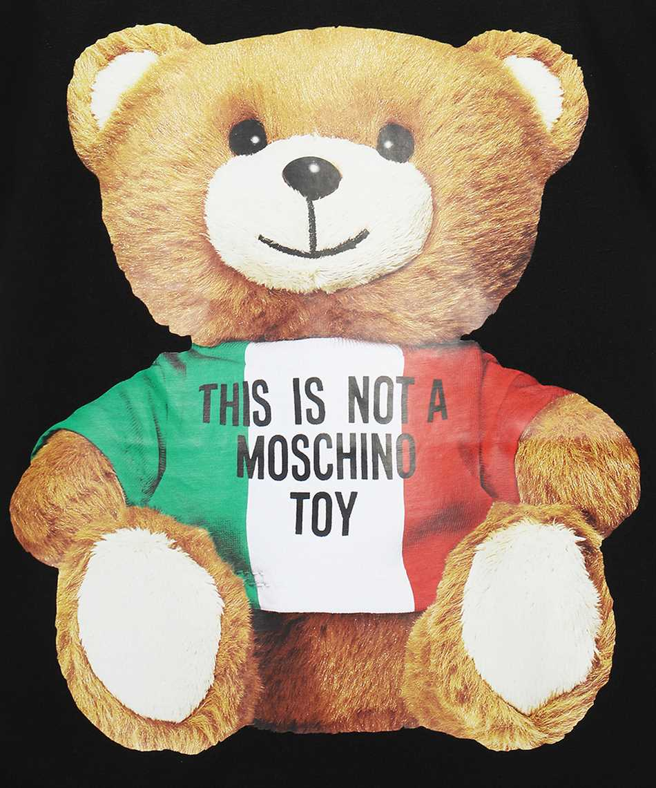 Moschino V0720 2040 ITALIAN TEDDY BEAR T-Shirt 3