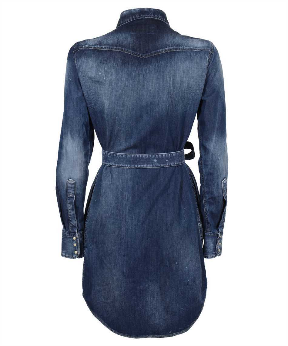 Dsquared2 S72CV0216 S30341 BOYFRIEND SHIRT Dress 2