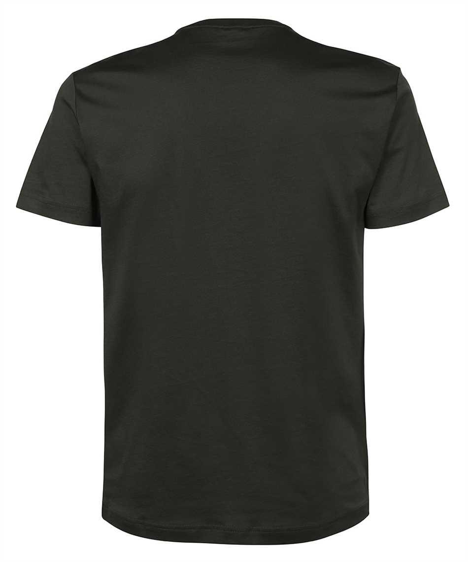 EA7 3KPT87 PJM9Z EMBOSSED LOGO T-shirt 2