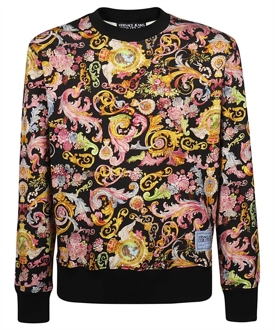 Versace Jeans Couture B7GWA7F3 S0153 PRINT VERSAILLES Sweatshirt 1