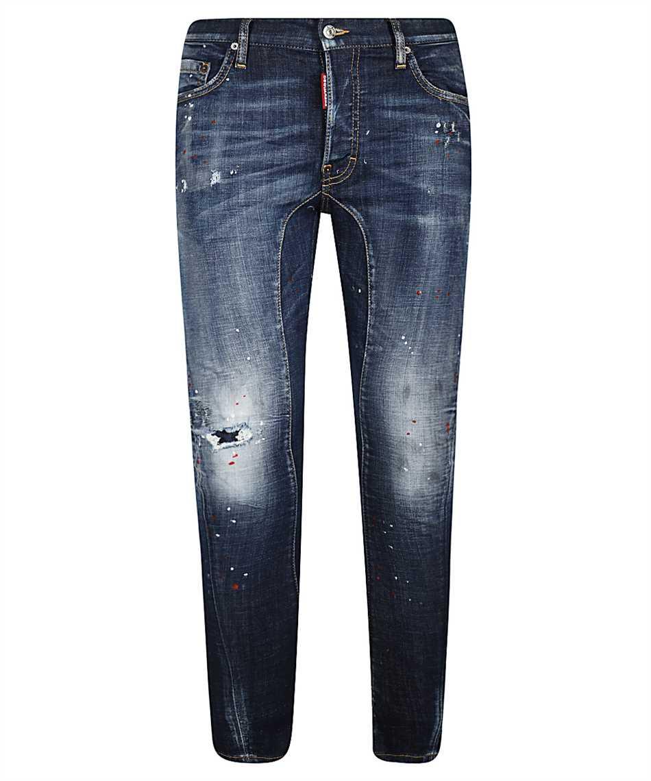 Dsquared2 S71LB0776 S30342 TIDY BIKER Jeans 1